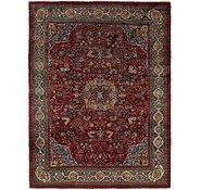 Link to 9' 9 x 13' Meshkabad Persian Rug