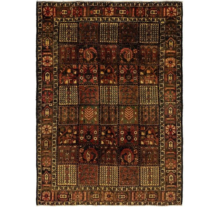 6' 5 x 9' 3 Bakhtiar Persian Rug