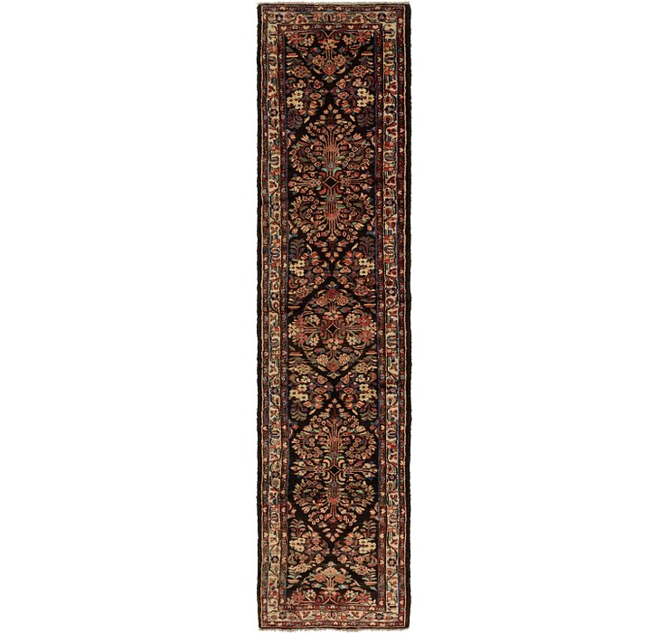 102cm x 470cm Mehraban Persian Runner...