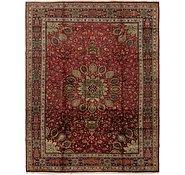 Link to 8' 4 x 11' Tabriz Persian Rug