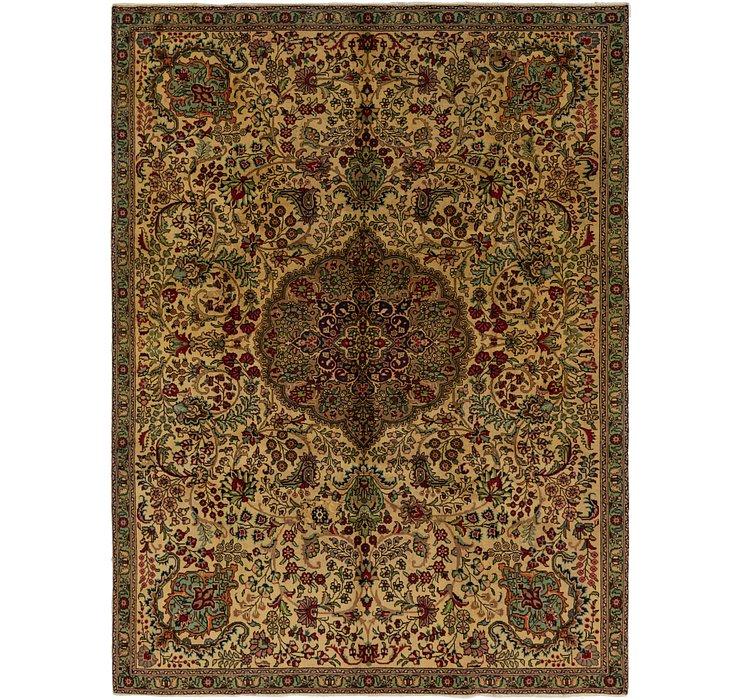 7' 8 x 10' 2 Tabriz Persian Rug