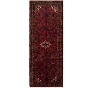 Link to 112cm x 300cm Hossainabad Persian Runner Rug