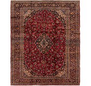 Link to 10' 3 x 12' 6 Kashan Persian Rug