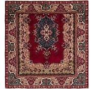 Link to 297cm x 305cm Tabriz Persian Square Rug
