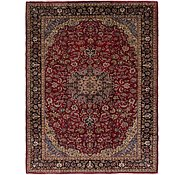 Link to 9' 7 x 13' Isfahan Persian Rug