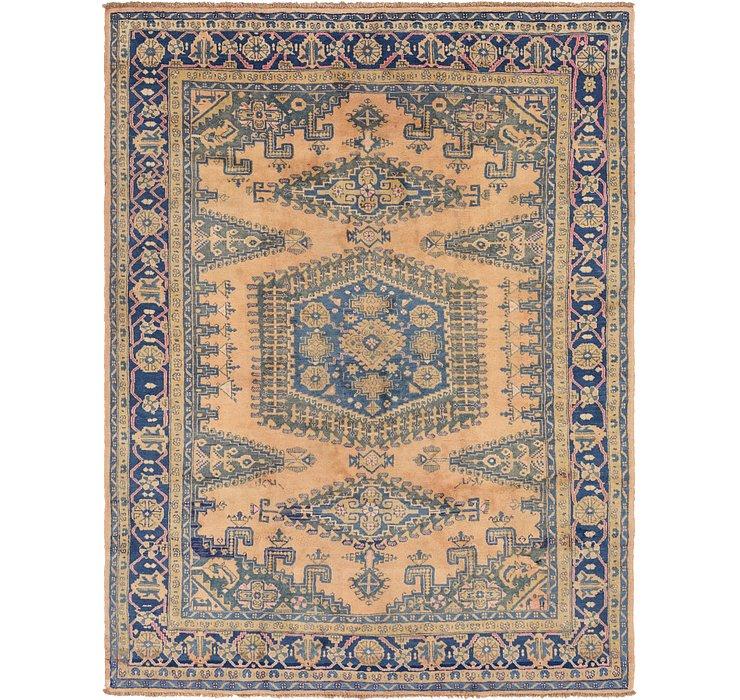 250cm x 343cm Viss Persian Rug