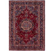 Link to 7' 6 x 11' Mashad Persian Rug