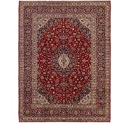 Link to 9' 6 x 12' 6 Kashan Persian Rug