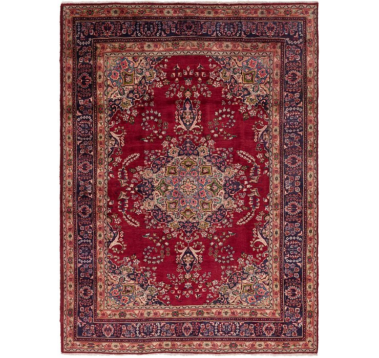 8' 2 x 10' 2 Tabriz Persian Rug