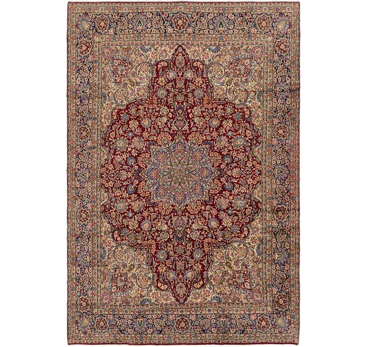 9' 8 x 14' 5 Kerman Persian Rug