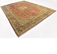 Link to 9' 8 x 13' 6 Mashad Persian Rug