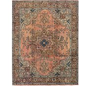 Link to 9' 3 x 12' 4 Tabriz Persian Rug
