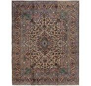 Link to 9' 10 x 12' 7 Kashan Persian Rug