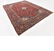 Link to 8' 3 x 10' 9 Kashan Persian Rug