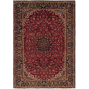 Link to 260cm x 373cm Mashad Persian Rug page