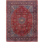 Link to 9' 9 x 13' Sarough Persian Rug