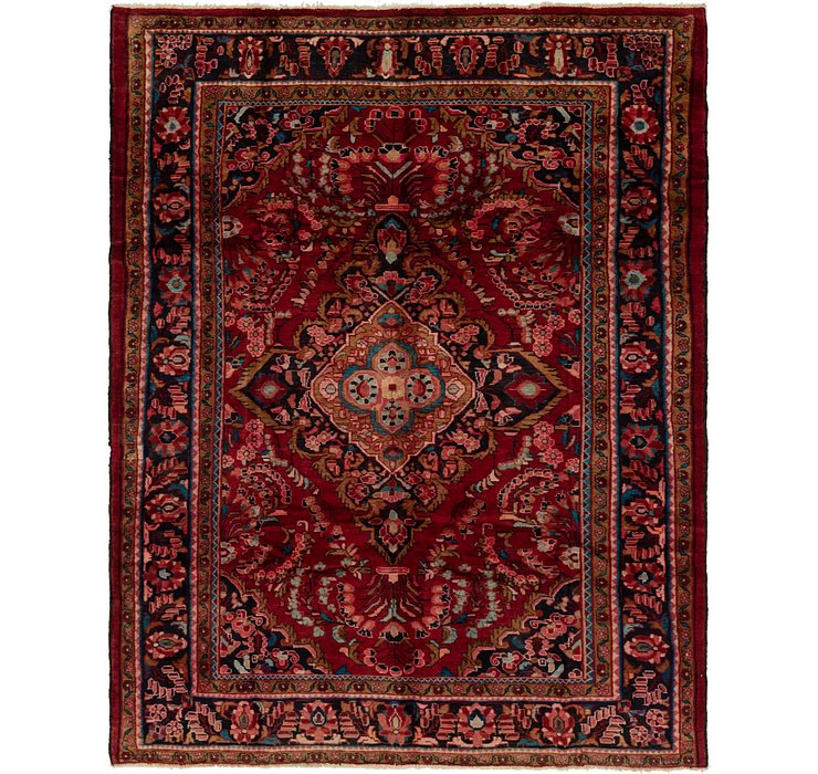 7' 2 x 9' 5 Liliyan Persian Rug
