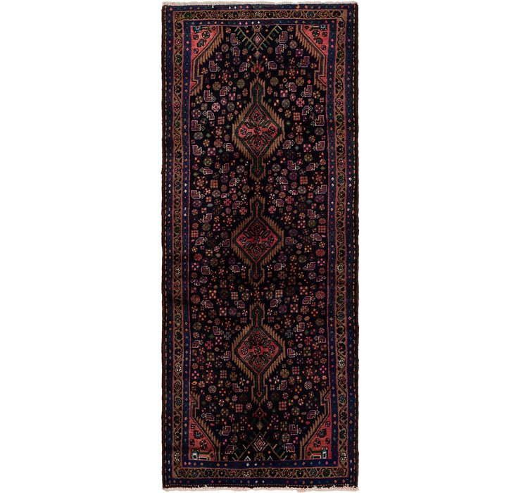 3' 6 x 9' 4 Darjazin Persian Runner...