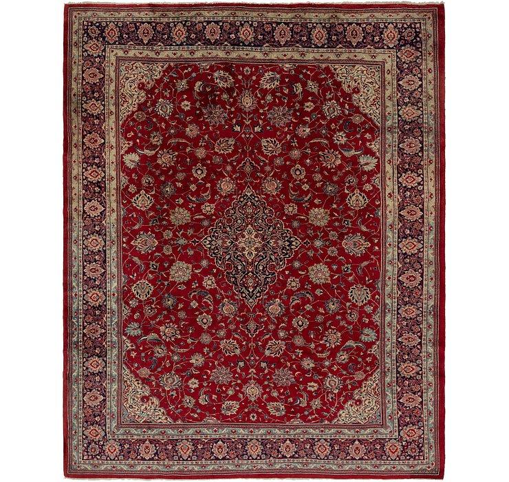 10' 4 x 12' 9 Sarough Persian Rug