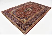 Link to 6' 7 x 9' Kashan Persian Rug