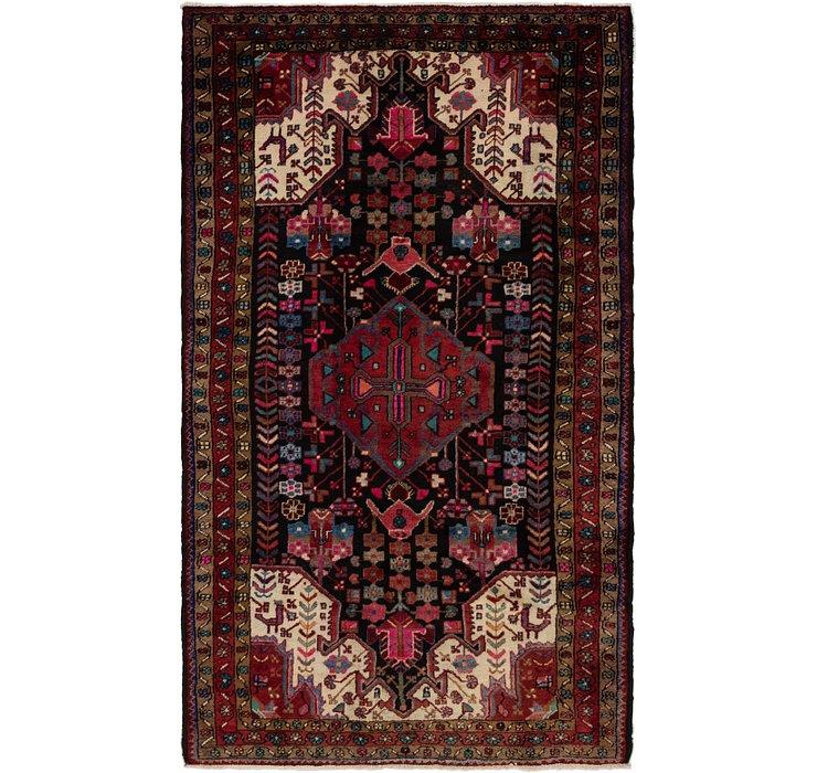 4' 10 x 8' 2 Tuiserkan Persian Rug