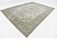 Link to 10' 7 x 14' 4 Kashan Persian Rug