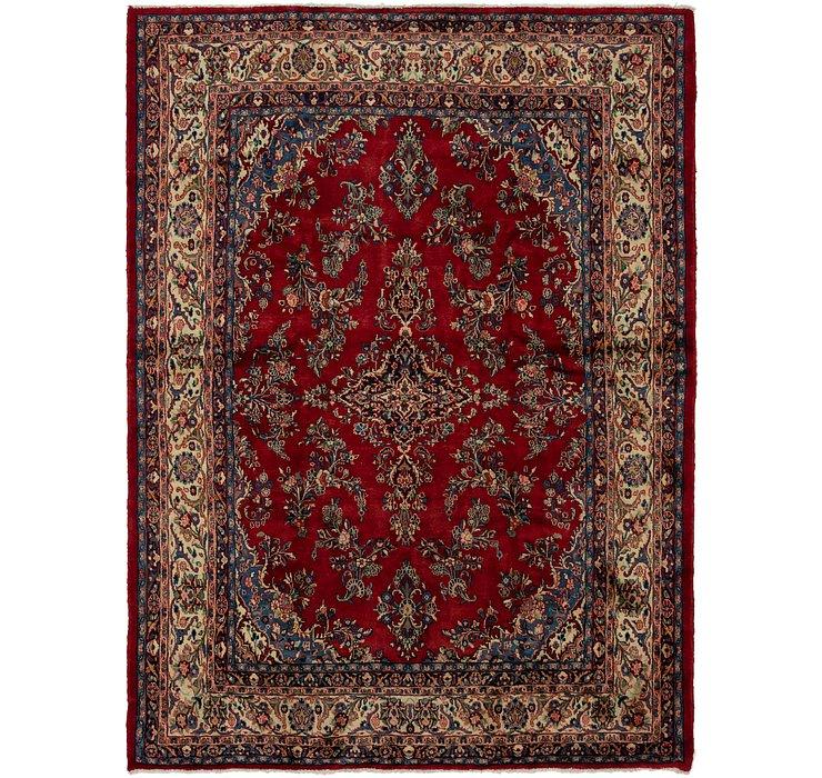 8' 9 x 11' 10 Shahrbaft Persian Rug