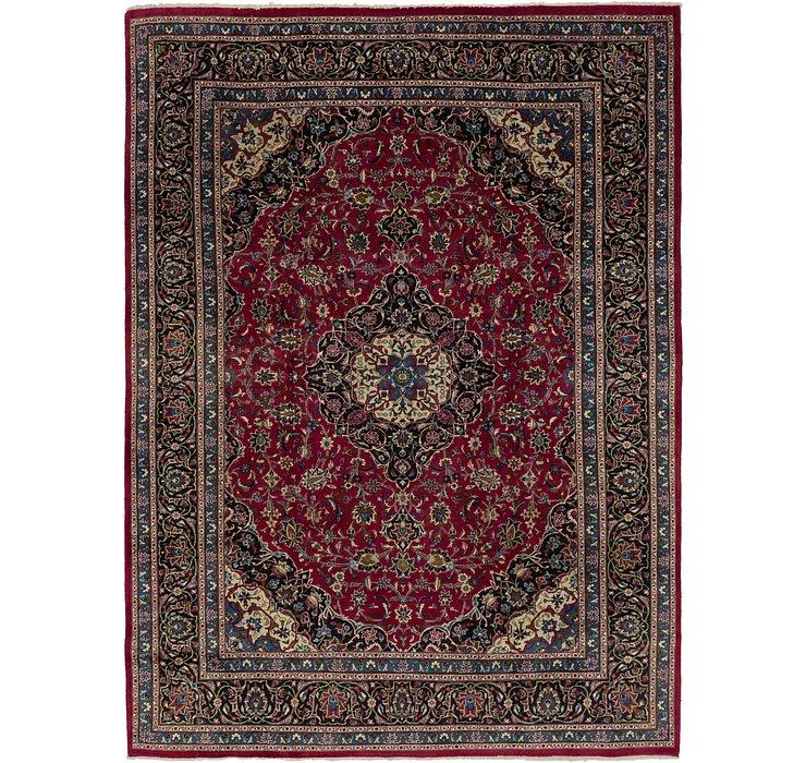 250cm x 343cm Mashad Persian Rug