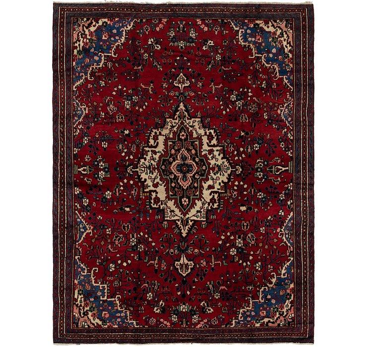 8' 2 x 10' 6 Hamedan Persian Rug