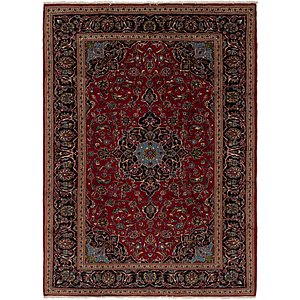 Link to 8' 2 x 10' 10 Kashan Persian Rug page