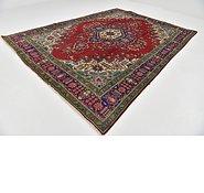 Link to 9' 9 x 13' 2 Tabriz Persian Rug
