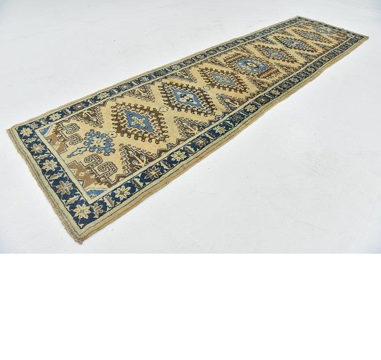 90cm x 365cm Viss Persian Runner Rug