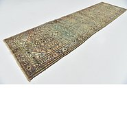 Link to 112cm x 410cm Hossainabad Persian Runner Rug