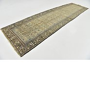Link to 3' 9 x 13' 4 Hossainabad Persian Runner Rug