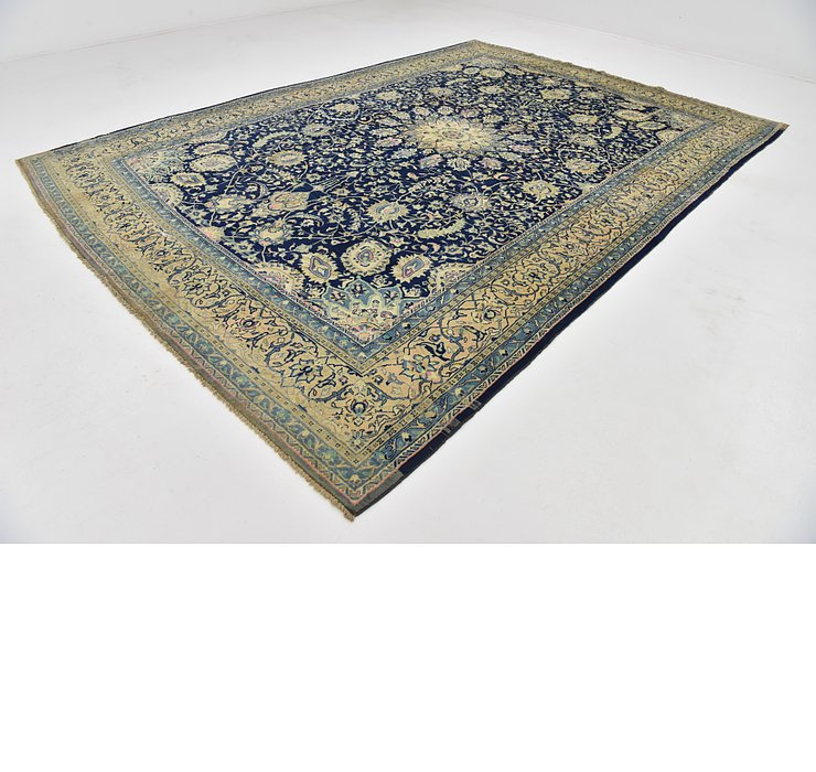 9' 7 x 14' 5 Sarough Persian Rug
