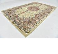 Link to 9' 2 x 13' 10 Kerman Persian Rug