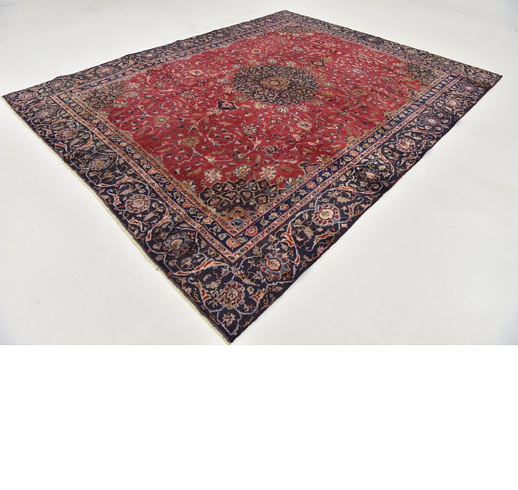 8' 4 x 11' Kashmar Persian Rug