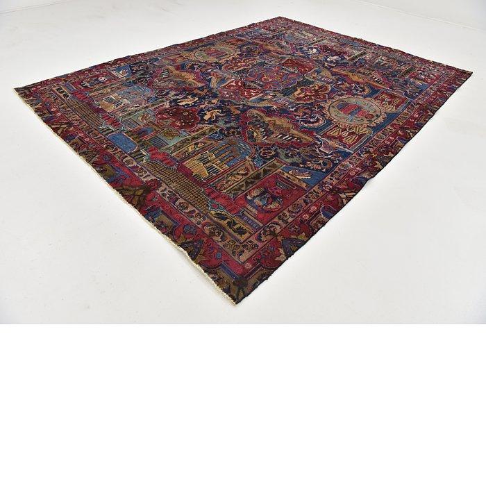 8' 3 x 11' Kashmar Persian Rug