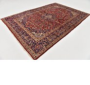Link to 6' 6 x 9' 7 Kashan Persian Rug