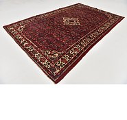 Link to 6' 6 x 10' 4 Hossainabad Persian Rug
