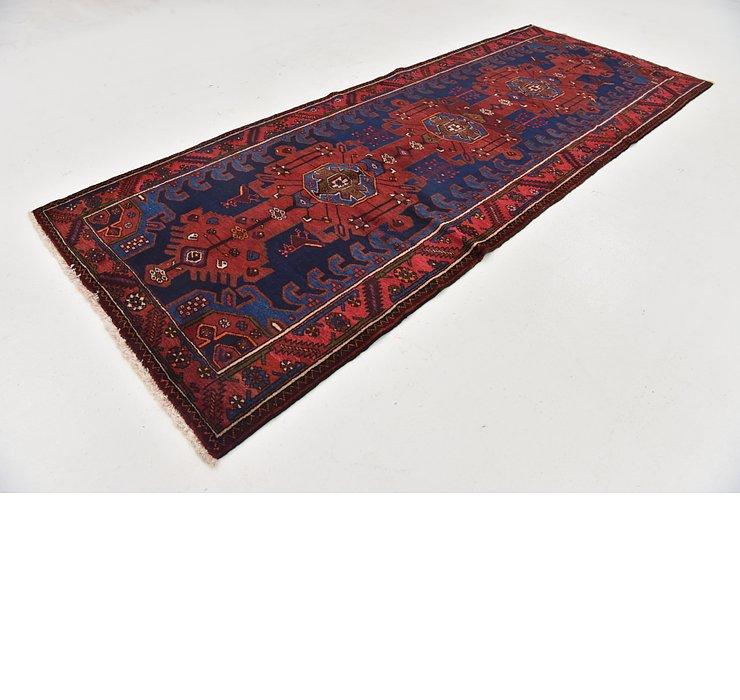 3' 9 x 9' 6 Shahsavand Persian Runn...