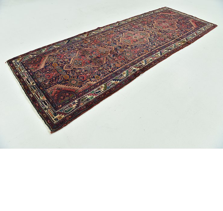 3' 5 x 9' 7 Mazlaghan Persian Runne...