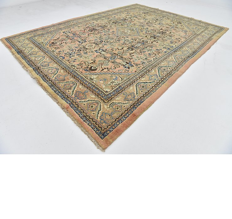 8' 10 x 12' Farahan Persian Rug