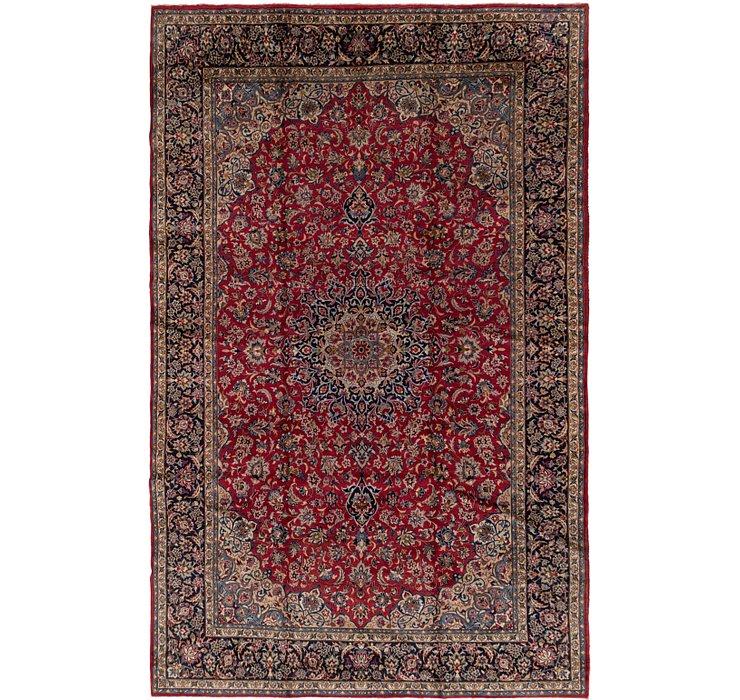 10' x 15' 9 Isfahan Persian Rug