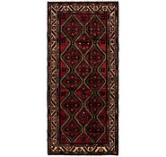 Link to 4' 8 x 10' 2 Chenar Persian Runner Rug