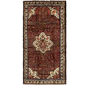 Link to 163cm x 315cm Hossainabad Persian Runner Rug