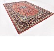 Link to 9' 9 x 13' 8 Isfahan Persian Rug