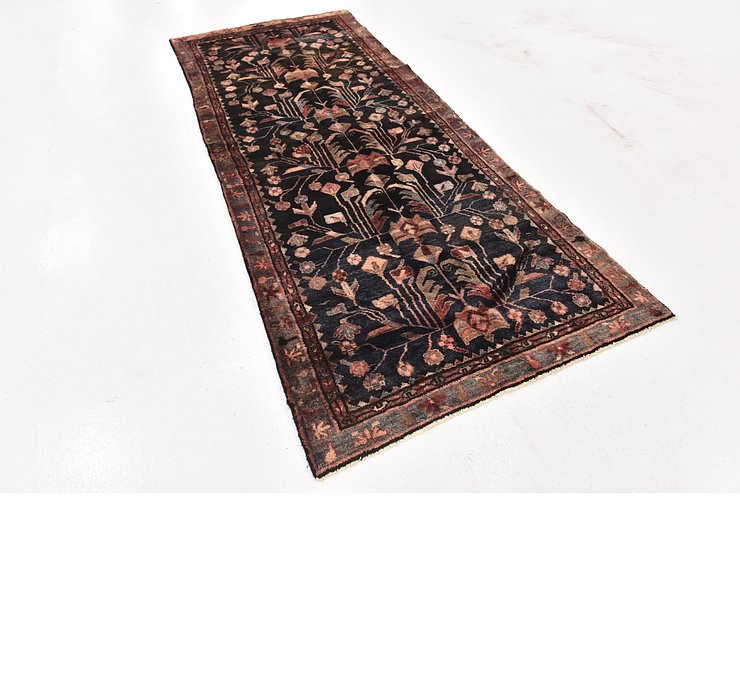 3' 10 x 9' 6 Koliaei Persian Runner ...