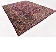 Link to 9' 9 x 12' 5 Kashmar Persian Rug