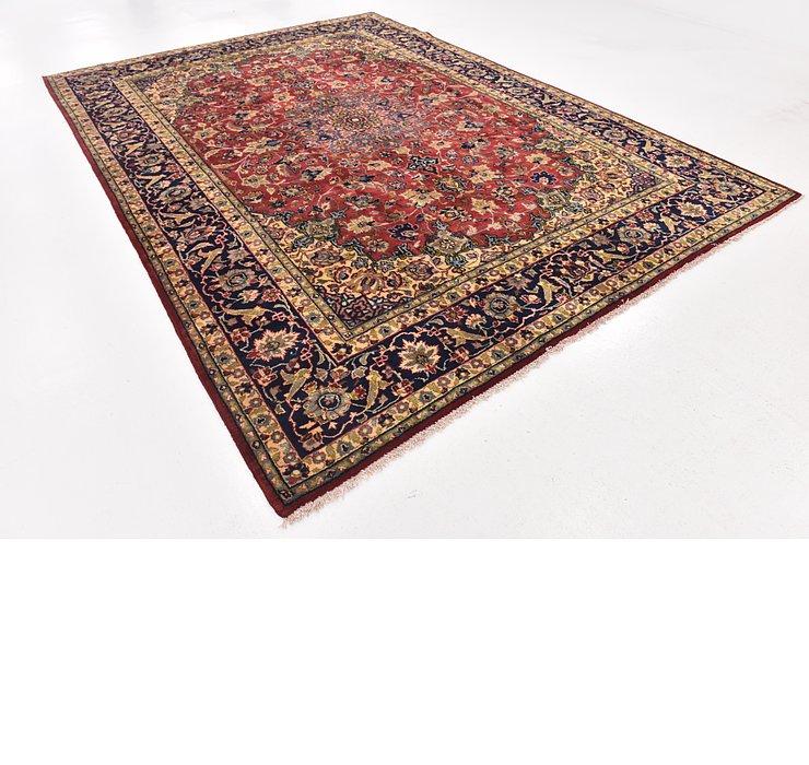 8' 8 x 12' Isfahan Persian Rug